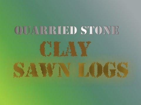 Where To Find Quarried Stone, Clay, & Sawn Logs: Skyrim Hearthfire