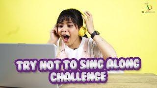 Download Mp3 Try Not To Sing Along Challenge | Putri Shock Sampai Mau Nangis Gudang lagu