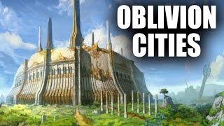 Elder Scrolls IV: Oblivion - Top 5 Cities