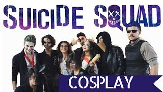 Suicide Squad in real life