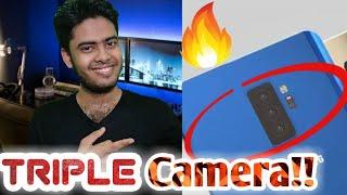Samsung Galaxy A7 2018 review | Samsung triple camera phone