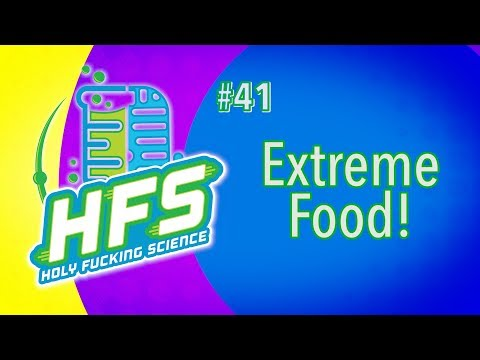 HFS Podcast #41 - A Very HFS Thanksgiving: Extreme Foods!