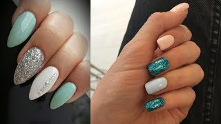 Cute Nails Designs Tutorial - Quick And Easy Nail Art