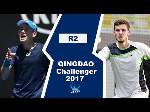 Alex De Minaur vs Oscar Otte Highlights QINGDAO 2017