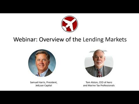 Overview of the Lending Markets: Webinar