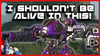 Mechwarrior Online Light Mech Gameplay
