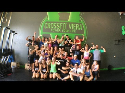 Crossfit Viera Competition 2015