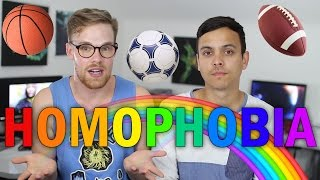 Why Are Sports Homophobic?