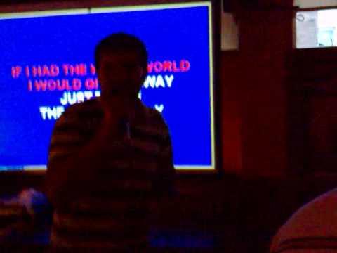 Big Bazza Argyle Karaoke