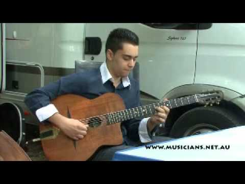 Sheik Of Araby - Gypsy Guitar at Samois Sur Seine - Django Reinhardt