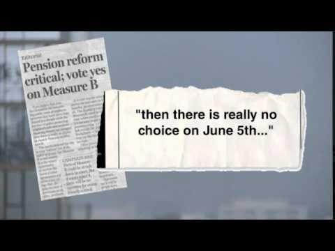 Yes on Measure B - Mercury News Editorial