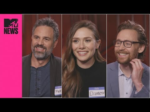 'Avengers: Infinity War' Cast Answer Your Burning Questions | MTV News