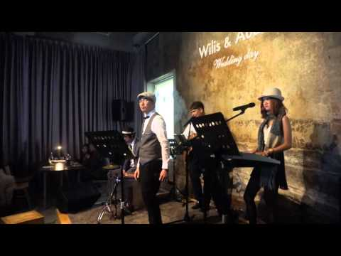 I'm Yours  Cover By 貳樓.伴 @ 台北 Woolloomooloo   2015.12.19