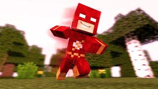 Minecraft: Vire o Flash SEM MODS (Corra Rápido e Atravesse Paredes)