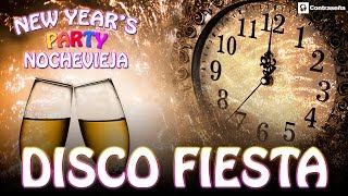 DISCO FIESTA FIN DE AÑO MIX ¡New Year's Eve Party! Goodbye 2015 ¡Hola 2016, NEW YEAR'S REVOLUTION!