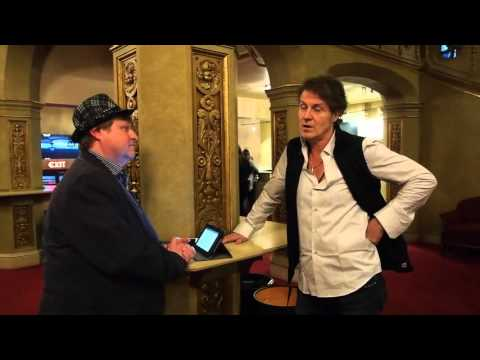 Phil Interviews Blue Rodeo Final