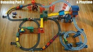 trackmaster sodor spiral instructions