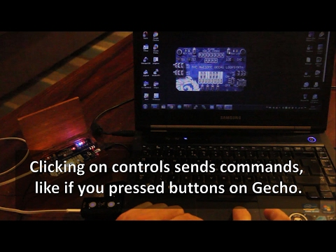 Gecho - Accompanying Windows App
