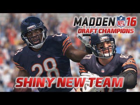 Madden NFL 16 - Draft Champions Ep. 2 - Fresh Start