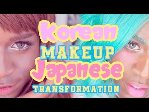♡KOREA+JAPAN MAKEUP STYLES! w/ Affordable Brushes!♡