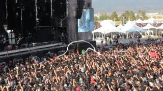 "A Day To Remember- ""downfall of us all"" (Knot Fest México 2015)"