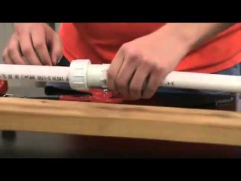 3 Ways To Repair Pvc Irrigation Pipe Youtube
