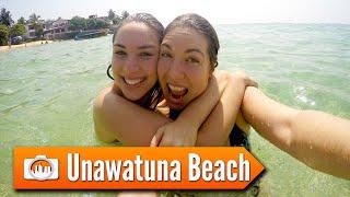 Sri Lanka 4: UNAWATUNA BEACH