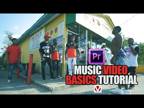 HOW TO Music Video Basics Tutorial(Flicker,Color Grading,Song Sync)