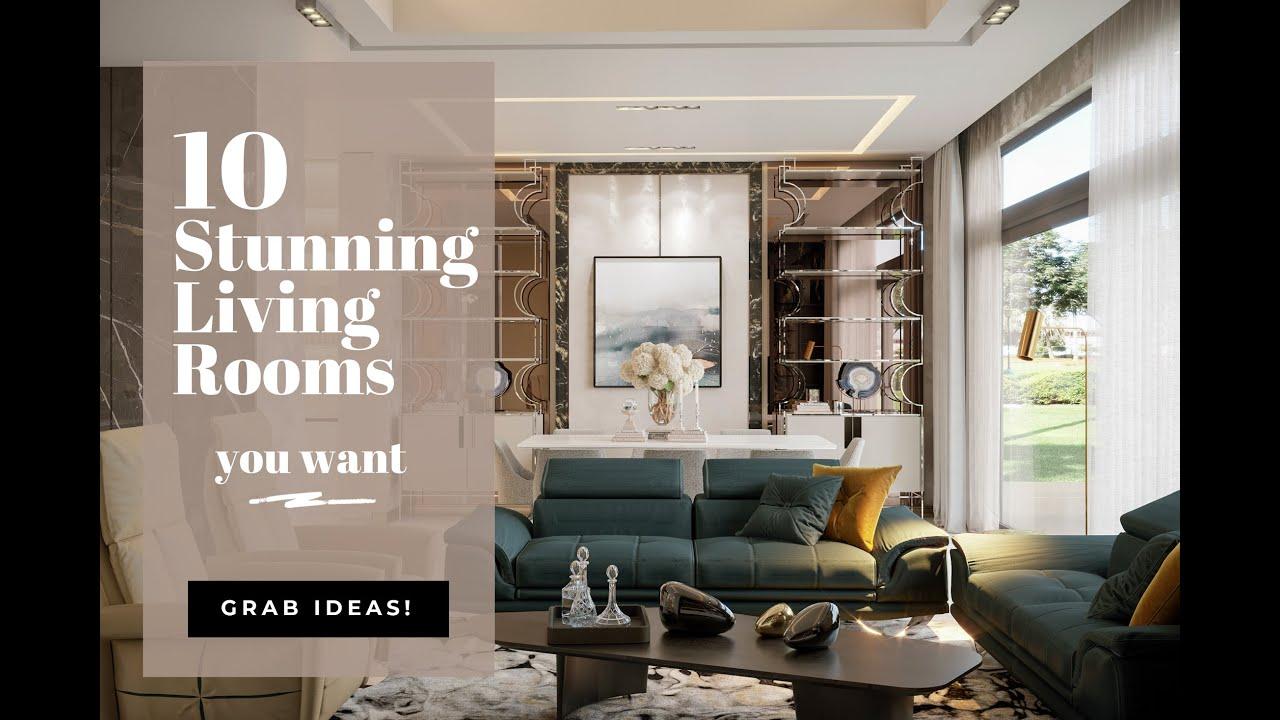 10 Modern Living Room Interior Design Ideas Large Family Sitting Room Design Dream Living Room Youtube
