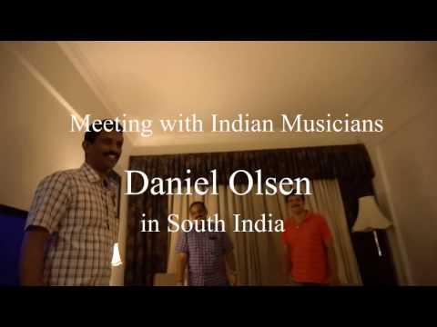 Visit Inida 8 Daniel Strings for Indan Violins
