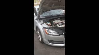Audi TT 3.2 V6 OWNER REVIEW