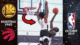 BEST BASKETBALL VINES OF OCTOBER 2019 | WEEK 3 | SAUCY HIGHLIGHTS!