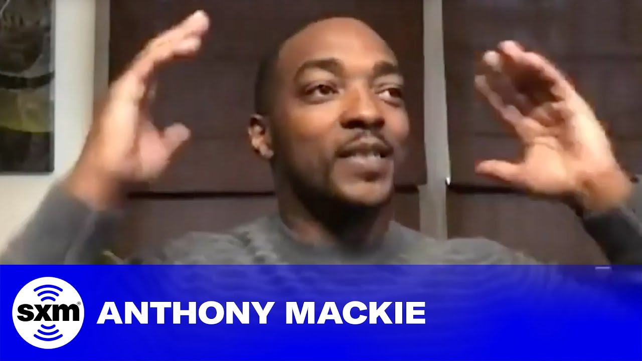 Anthony Mackie Says His Cousin Invented Twerking