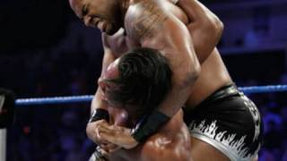 WWE Superstars: JTG vs. Shad Gaspard