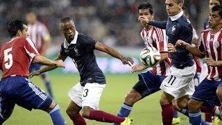 France - Paraguay 2014 : 1-1