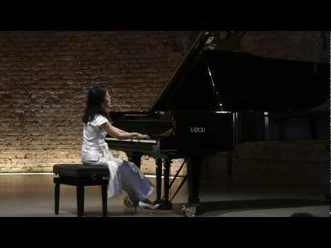 Miku Nishimoto Neubert spielt Liszt: Les jeux d'eaux à la ville d'Este