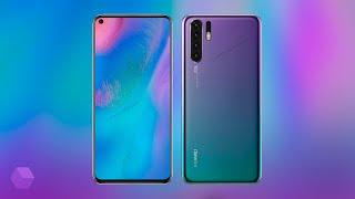 Huawei P30 Pro с 5 Камерами. Сумасшедшие Цены на Galaxy S10. iPhone 2019 Будут Тоньше.