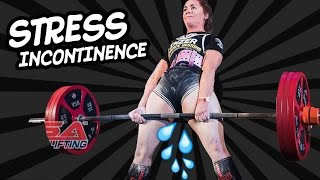 Why do girls <b>PEE</b> when they LIFT?
