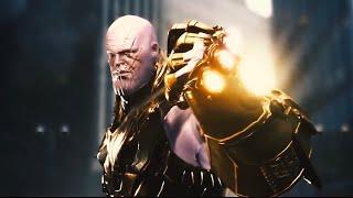 THANOS vs. DARKSEID (Battle of the Titans) - Part II | EPIC BATTLE!