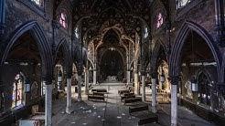 Abandoned Roman Catholic Cathedral!