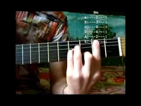 [Guitar Lesson] Linkin Park - Somewhere I Belong (Acoustic)