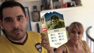 FIFA 18 JUGADORES DOPADOS !!!