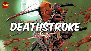 """Who is DC Comics' Deathstroke? The Original """"Deadpool"""" Without Jokes"""