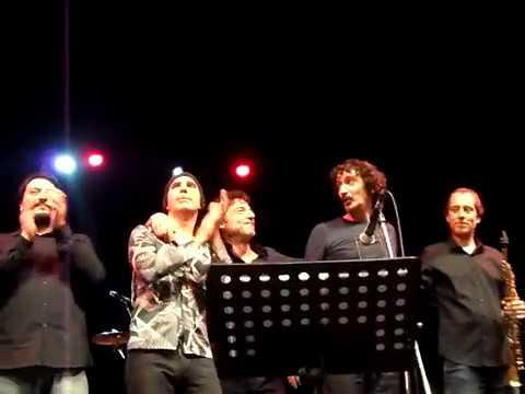 Sergio Cammariere & Family - Gran finale tutti sotto il palco a cantare e ballare e filmare!
