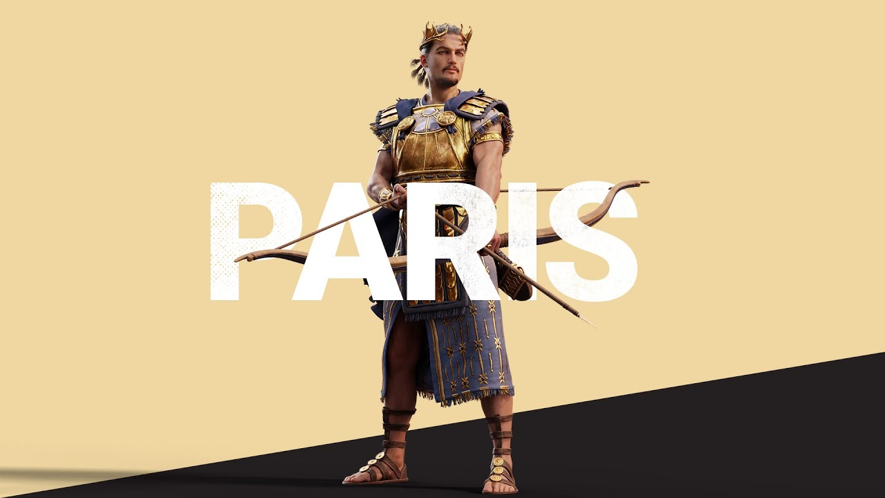 PARIS / Total War: TROY / A Total War Saga