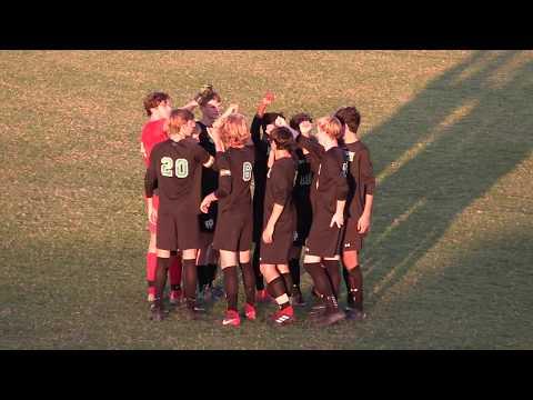 NOHS Varsity Boys Soccer / Sept 13, 2018 / North Oldham High School vs Providence High School