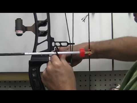 Archery Tips: Installing the QAD Ultrarest HDX with extension
