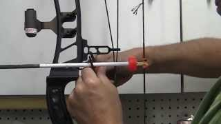 archery tips installing the qad ultrarest hdx with extension
