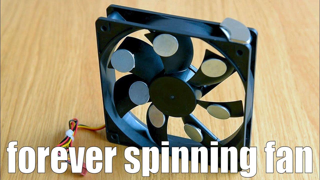 Forever Spinning Fan Youtube