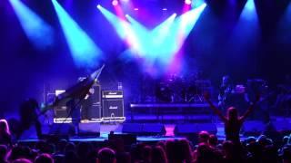Graveworm - (N)Utopia (Live at CAMF 2015, Lviv, 25.07.2015)